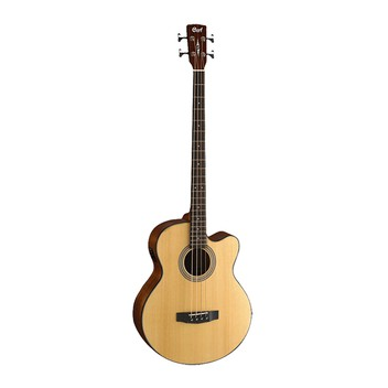 Cort SJB5F-NS Acoustic Bass Series