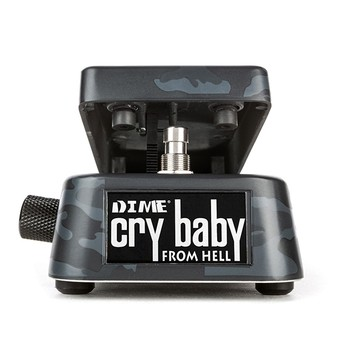 Dunlop DB01B Dimebag Cry Baby From Hell