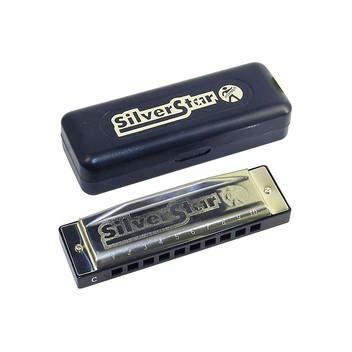HOHNER SILVER STAR 504/20 SMALL BOX