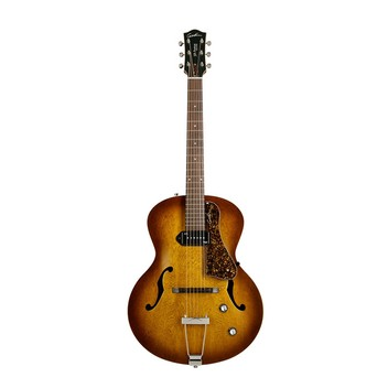 Godin 031986 5th Avenue Kingpin P90 Cognac Burst